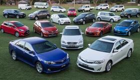 10 самых беспроблемных автомобилей