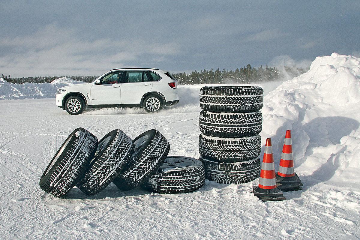 Что выбрать из бюджетных шин на зиму