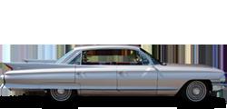Cadillac DeVille седан 1961-1964