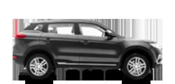 Geely Atlas 2016-2021 новый кузов комплектации и цены