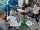 АвтоКлаус Центр собрал маленьких гостей на новогодний праздник - фотография 4
