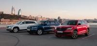 Продажи SKODA AUTO Россия в августе выросли на 3,9%