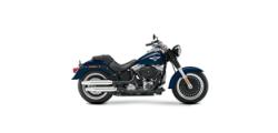 Harley Davidson Fat Boy Special - лого
