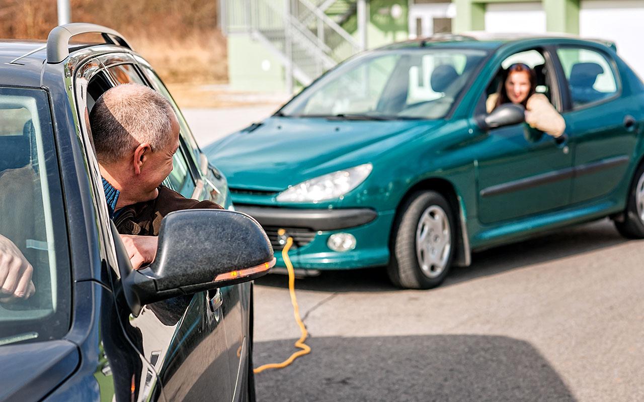 Буксировка авто с АКПП фото