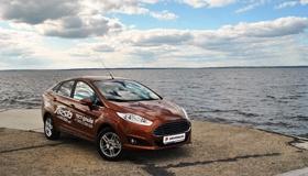 Ford Fiesta: Средство от скуки