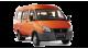 ГАЗ 3221 маршрутное такси - лого
