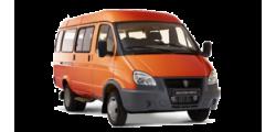 ГАЗ 3221 маршрутное такси