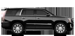 Cadillac Escalade полноразмерный внедорожник 2014-2020 новый кузов комплектации и цены