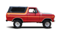 Ford Bronco  - лого