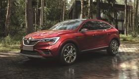 Renault Arkana в деталях - технические подробности нового кросс-купе