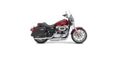 Harley Davidson SuperLow 1200T - лого