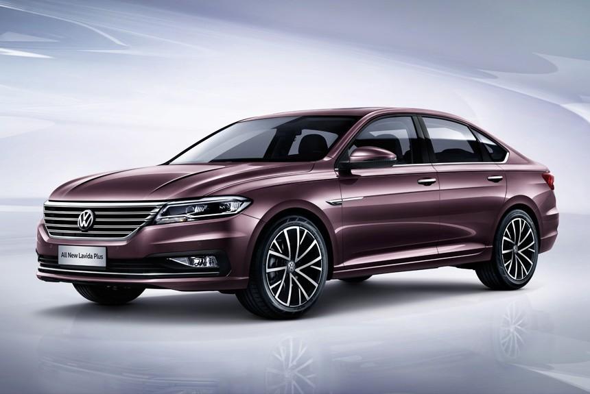 VW представил новый седан Lavida Plus