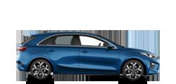 KIA Ceed хэтчбек 2018-2021 новый кузов комплектации и цены