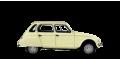 Citroen Dyane  - лого