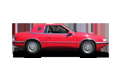 Chrysler TC by Maserati 1989-1991